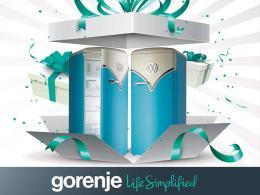 Купи уред Gorenje и вземи подарък