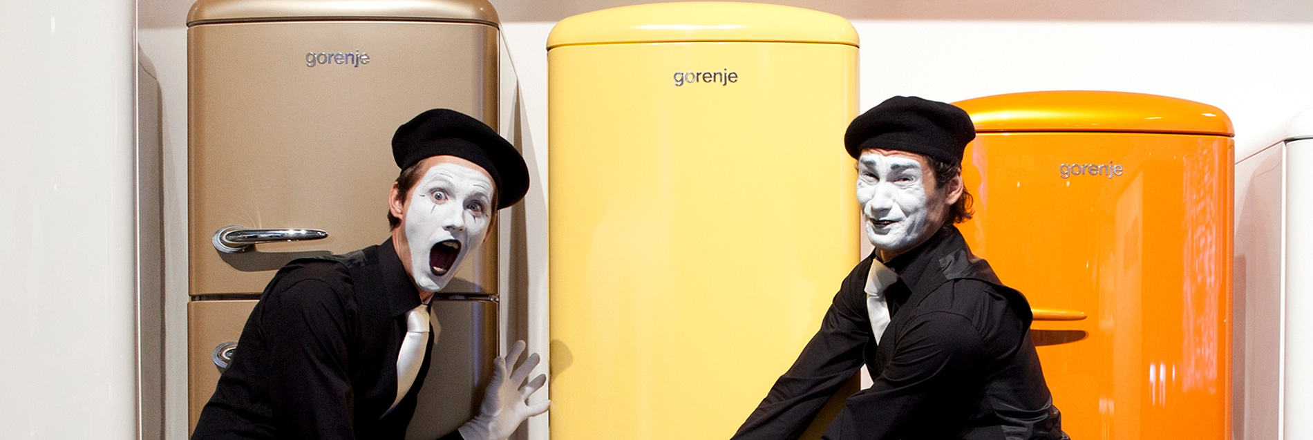 slider - Хладилници Gorenje
