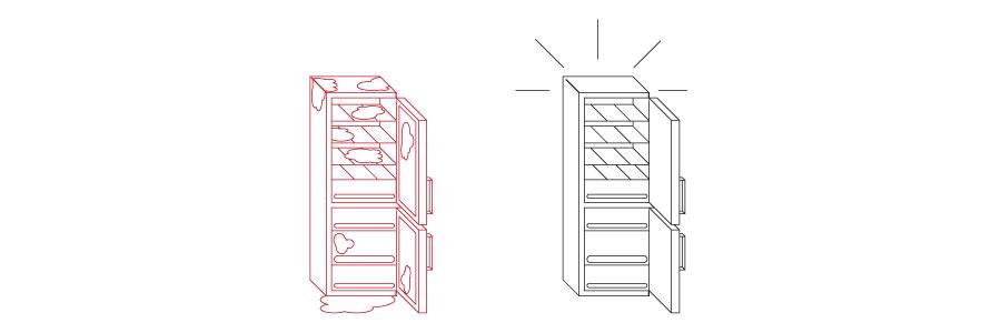 Хладилници 2 - най-голям избор на хладилници на изгодна цена