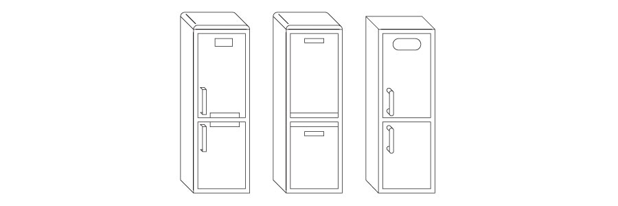 Хладилници 6 - най-голям избор на хладилници на изгодна цена